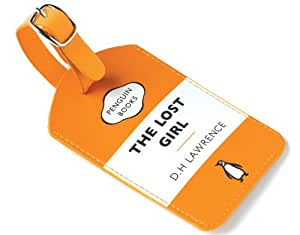 The Lost Girl Luggage Tag - Penguin Books Range