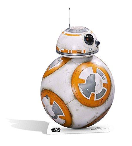 empireposter Star Wars EP7 BB-8 Krieg der Sterne Episode VII - Das Erwachen der Macht Pappaufsteller Pappfigur Standy ca. 94 cm