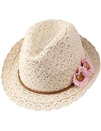Cosanter Cappello Cappellino A Vento per Cappelli di Protezione per La  Protezione del Sole A Tesa 586ac12303cb