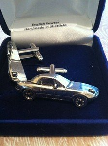 pewter-cufflink-set-mazda-mx5-car-3d-pewter-car-heavy-weight-stunning-design