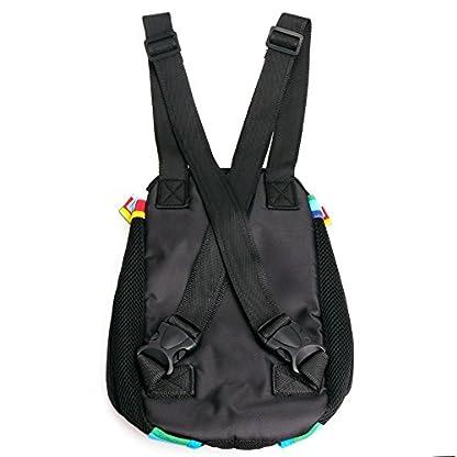 TiaoBug Dog Portable Backpack Carrier Pet Outdoor Travel Bag Hiking Camping 6