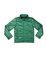 Allen Solly Junior Boys Jacket (AKBJK515007_Green_15 - 16 years)