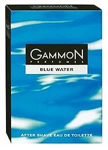 Gammon Blue Water After Shave Eau de Toilette, 1er Pack (1 x 100 ml)