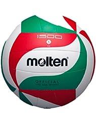 Molten V4M1500 - Balón de voleibol, tamaño 5
