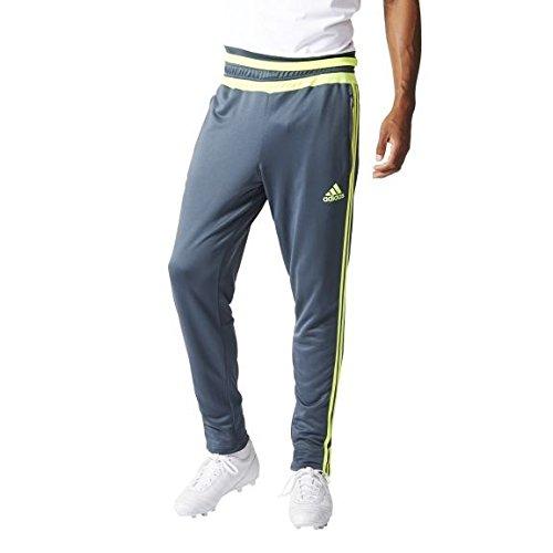 2015-2016 Real Madrid Adidas Training Pants (Grey) -