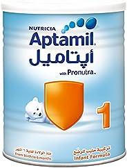 تركيبة حليب للرضع من أتاميل 1، المرحلة 1، مسحوق حليب للأطفال الرضع من 0 إلى 6 شهور، 900 غرام