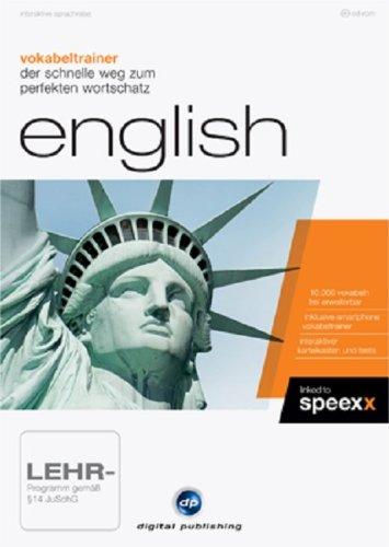 Interaktive Sprachreise: Vokabeltrainer English [Download]