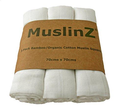Paños de muselina Muslinz