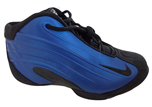 Nike Air Podposite III Basketball Shoes Retro OG 2003 Vintage Men's UK 8.5, EUR 43 Blue - Herren Basketball-schuhe Nike Flight
