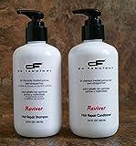 De Fabulous Shampoo and Conditioner Reviver Set Sulfate for Keratin Treatment -8 Oz