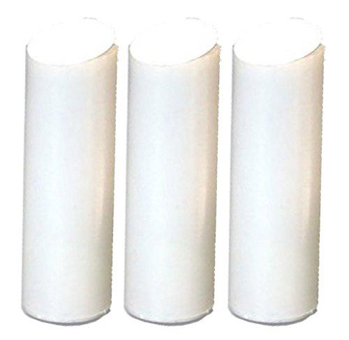 3x Ersatz Filter Patronen für Slim Inline-Dusche Wasser Filter -