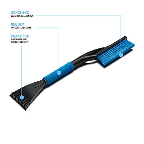 lyvanas-Raschiatore--Handy-professionale-raschietto-per-ghiaccio-con-Concetto-migliorato-2017--con-spazzola-neve-in-qualit-premium
