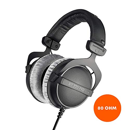 beyerdynamic DT 770 PRO 80 Ohm Over-Ear-Studiokopfhörer
