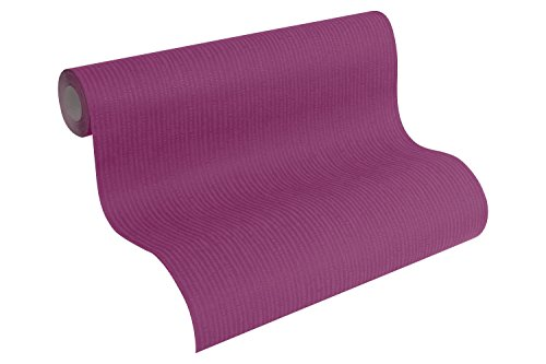 Preisvergleich Produktbild Esprit Home Tapete Artisan Fall Vliestapete 10,05 m x 0,53 m lila 302846