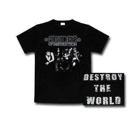 Brides Of Destruction * Destroy * Shirt * L *