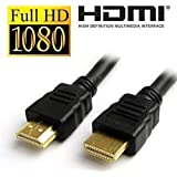 PremiumAV 4K Ultra HD HDMI Male to Male Cable (1.5, Black)