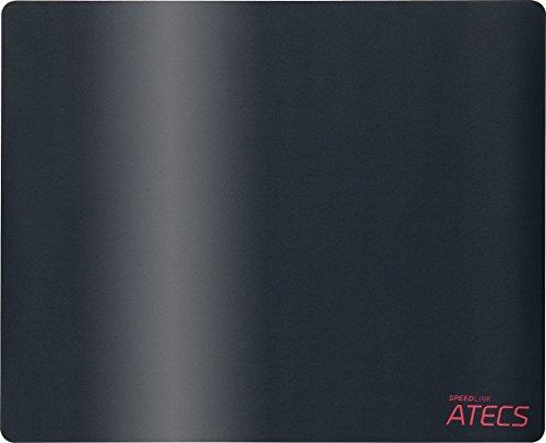 Speedlink ATECS Soft Gaming Mousepad - Size L - Tappetino per Mouse da Gioco (50x40cm, Adatto per tutti i mouse con sensore ottico o laser) nero