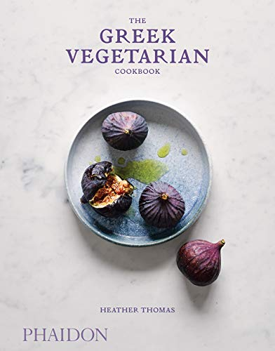 The Greek Vegetarian Cookbook -