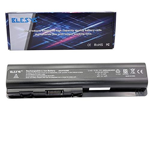 BLESYS - 10.8V 6-Zelle Kompatibel mit HP Compaq Presario CQ60 CQ61 CQ70 CQ71 g50 g60 g61 g70 DV4 serie 484170-001 513775-001 498482-001 485041-001 HSTNN-LB72 HSTNN-CB72 HSTNN-Q34C laptop Akku (Compaq Cq61)