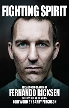 Fighting Spirit: The Autobiography of Fernando Ricksen par [Ricksen, Fernando, de Vries, Vincent]
