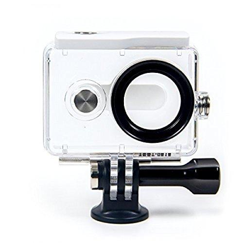 Yi custodia cover protettiva impermeabile per sport d' azione fotocamera–bianco