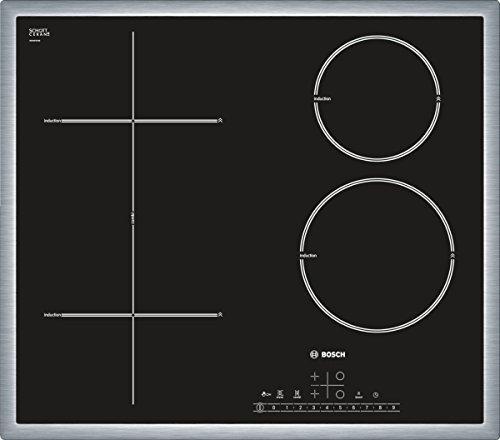 PIT645F17E Kochfeld Elektro / Ceran/Glaskeramik / 58,3cm / Direct Select / schwarz