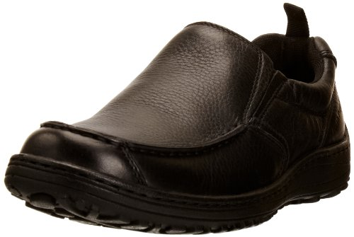 hush-puppies-belfast-slip-on-mt-zapatos-sin-cordones-de-cuero-hombre-color-negro-talla-395-6-uk
