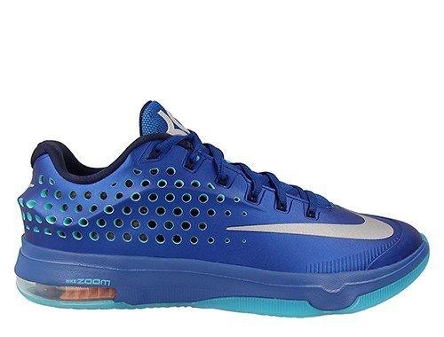 8acc191cb4f Nike - KD Vii Elite - Color  Argento-Blu marino - Size  42.0