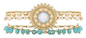 Hipanema Femme Acier Bracelets manchette - E18MMAGITU - Taille M