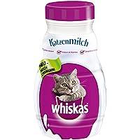 Whiskas Katzenfutter Katzenmilch, 15 Flaschen (15 x 200 ml)