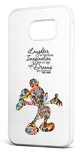 coque-en-plastique-rigide-transparent-avec-citation-walt-disney-laughter-imagination-and-dreams-pour