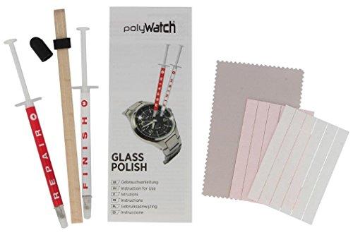 Glass Polish - Kratzer Entferner