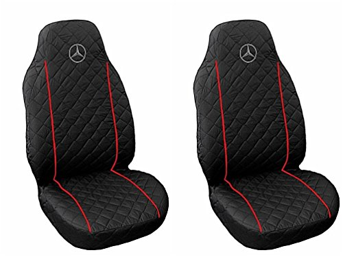 New Front Seat Covers for Mercedes - Benz A , B , C for sale  Delivered anywhere in UK