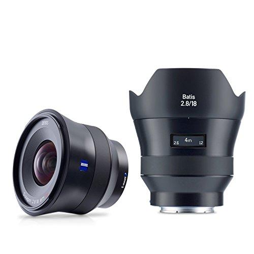 ZEISS Batis 2.8/18 für spiegellose Vollformat-Systemkameras von Sony (E-Mount)