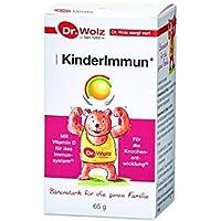 Kinderimmun Dr. Wolz  ausgewählter Wirkkomplex  ohne Zusatzstoffe für Kinder ab 2 Jahren   65 g preisvergleich bei billige-tabletten.eu