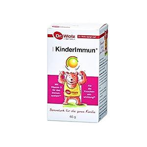 Kinderimmun Dr. Wolz |ausgewählter Wirkkomplex| ohne Zusatzstoffe|für Kinder ab 2 Jahren | 65 g