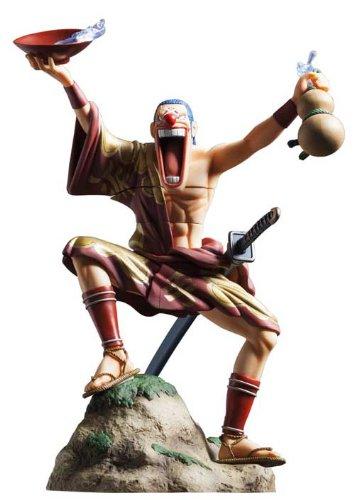 Door Painting Collection Figure - ONE PIECE DX Buggy Samurai Ver. (PVC Figure) (japan import) 2