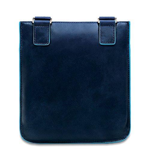 Piquadro Blue Square Sac à bandoulière CA1358B2-VE4 bleu