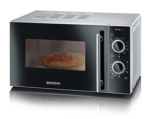 Severin M W7875 Micro onde avec Grill/fonction d'air chaud 700 W 20 L...