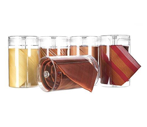 Krawattenbox 5er Vorteilspack , Die Krawatten Box, Tiesave