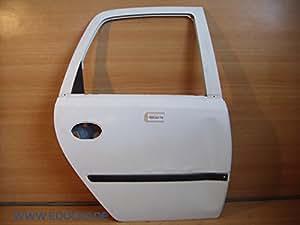 Z474 casablanca porte arrière droit pour opel meriva a blanc