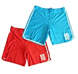 Nike FOOTY BOARD SHORTS Football Soccer Casual Active Beach Swimwear Wear XX large
