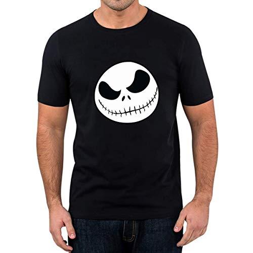 T-Shirt Jack Head Jack Skellington Gothic (M)