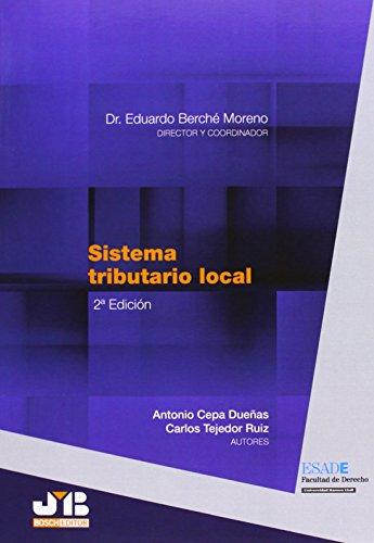 Sistema Tributario Local por Antonio Cepa Dueñas