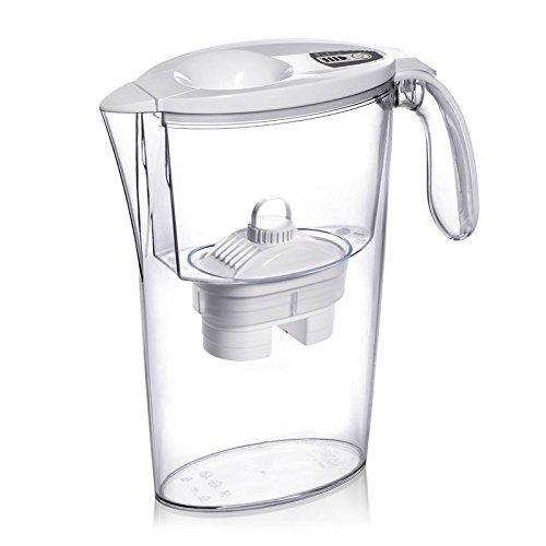 comprare on line Laica J996 Kit 6 filtri + caraffa filtrante stream line bianca prezzo