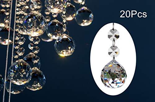 30mm Araña Colgantes Perlas de Piezas