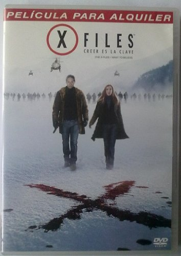 x-files-creer-es-la-clave-dvd