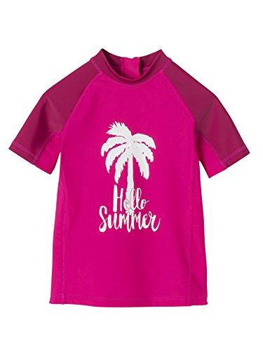 Vertbaudet Strand-Shirt für Mädchen UPF 50+ fuchsia 140