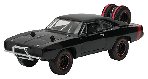 Greenlight Fast & ----Furious Modelo DOM's Dodge CARGER R/T 1970 Escala 1:43