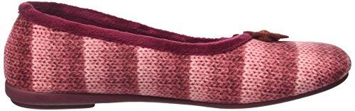 Sneaker Bassa Da Donna Per Pastrini Pa0983 Rossa